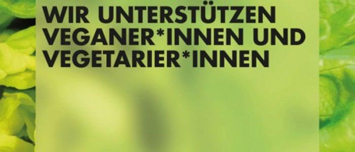 Veggie Flyer Juso Hochschulgruppe Frankfurt