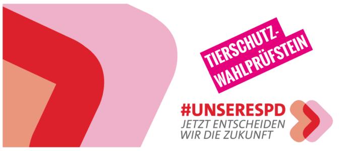 Tierschutz-Wahlprüfstein zur Wahl zum SPD-Parteivorstand